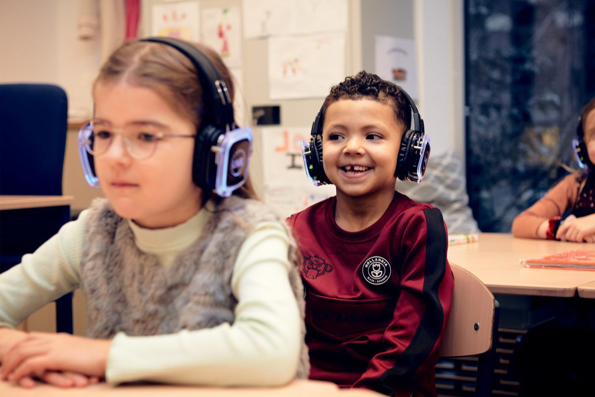 Kinderpodcast van Dorien