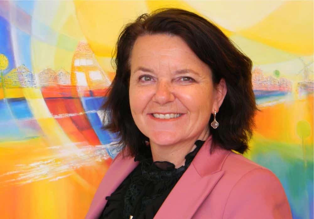 Saskia, interim coördinator